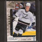 VINCENT LeCAVALIER 1998-99 SP Authentic Stat Masters - Tampa Bay Lightning