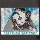 FELIX POTVIN - 1997-98 Be A Player Stacking the Pads - Maple Leafs, Canucks & Kings