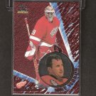 MIKE VERNON 1997-98 Pacific Invincible RED - Red Wings, Flames, & Sharks