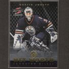 CURTIS JOSEPH - 1997-98 Score Net Worth - Maple Leafs, Blues & Wisconsin Badgers