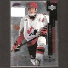ERIC BREWER 1997-98 Black Diamond ROOKIE CARD - Blues, Oilers & Islanders