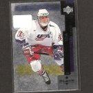 JEFF FARKAS 1997-98 Black Diamond ROOKIE CARD - Blues, Oilers & Islanders