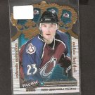 MILAN HEJDUK 1999-00 Pacific Gold Crown Die Cut - Colorado Avalanche