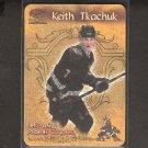 KEITH TKACHUK 1997-98 Pacific Paramount Photoengravings - Coyotes, Blues & BU Terriers