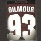 DOUG GILMOUR - 1997-98 Pacific Paramount Big Numbers - Devils, Leafs, Flames, Canadiens