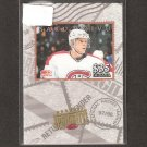 SAKU KOIVU 1997-98 Donruss Priority Bronze Stamp - Canadiens & Anaheim Ducks