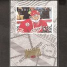 CHRIS OSGOOD - 1997-98 Donruss Priority Stamps - Red Wings, Islanders & Blues