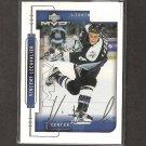 VINCENT LeCAVALIER 1999-00 Upper Deck MVP Silver - Tampa Bay Lightning