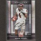 EDDIE ROYAL - 2008 Donruss Elite Autograph RC #21/249 - Virginia Tech Hokies & Denver Broncos