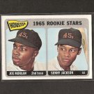 JOE MORGAN - 1965 Topps NMint Rookie - Cincinnati Reds & Houston Astros