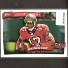 ARRELIOUS BENN - 2010 Topps Peak Performance Rookie - Fighting Illini & Buccaneers