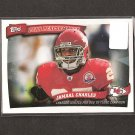 JAMAL CHARLES - 2010 Topps Peak Performance - Chiefs & Texas Longhorns