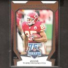 JAMAAL CHARLES - 2010 Topps 75th Draft - Chiefs & Texas Longhorns