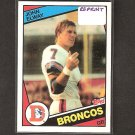 JOHN ELWAY 2010 Topps Rookie REPRINT - Denver Broncos & Stanford Cardinal