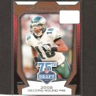 DeSEAN JACKSON - 2010 Topps 75th Draft - Eagles & Cal Golden Bears