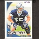 SEAN LEE - 2010 Score Rookie - Cowboys & Penn State Nittany Lions