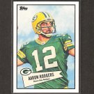 AARON RODGERS 2010 Topps 52 Bowman - Packers & Cal Golden Bears
