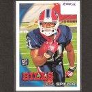CJ SPILLER - 2010 Topps Rookie - Bills & Clemson Tigers