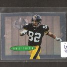 Yancey Thigpen - 1996 Playoff Contenders OPEN FIELD FOIL - Steelers, Chargers & Oilers