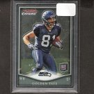 GOLDEN TATE 2010 Bowman Chrome Rookie - Seahawks & Notre Dame