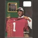 SIMEON RICE - 1996 Playoff Prime Gold RARE Rookie - Cardinals & Fighting Illini