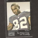 MARIO MANNINGHAM - 2008 Topps Mayo Rookie- NY Giants & Michigan Wolverines