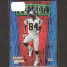 RANDY MOSS 1999 Topps Season's Best - Vikings, Titans & Marshall