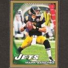 MARK SANCHEZ 2010 Topps GOLD - New York Jets & USC Trojans