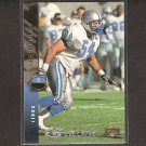 CHRIS SPIELMAN - 1994 Upper Deck Electric Parallel - Lions & Ohio State Buckeyes