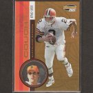 TIM COUCH 2001 Pacific Invincible 748/1000- Browns & Kentucky Wildcats
