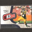ERIC DICKERSON - 2006 Topps NFL 8306 Rookie - Rams & SMU Mustangs