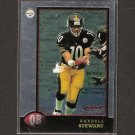 KORDELL STEWART 1998 Bowman Chrome Interstate - Steelers & Colorado Buffaloes