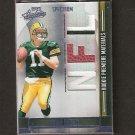 BRIAN BROHM - 2008 Playoff Absolute Memorabilia ROOKIE CARD - Packers, Bills & Louisville Cardinals