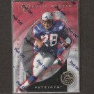 CURTIS MARTIN 1997 Pinnacle Totally Certified - Patriots, Jets & Pitt Panthers