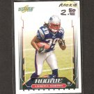 LAURENCE MARONEY 2006 Score ROOKIE - Patriots, Broncos & Minnesota Golden Gophers