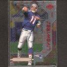 DREW BLEDSOE 1999 Upper Deck Livewires - Cowboys, Patriots & Washington State Cougars