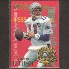 DREW BLEDSOE 1995 Ultra Achievement - Cowboys, Patriots & Washington State Cougars