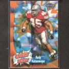ANDY KATZENMOYER 1999 Ultra Caught in the Draft ROOKIE - Patriots & Ohio State Buckeyes