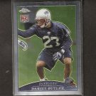 DARIUS BUTLER 2009 Topps Chrome ROOKIE - New England Patriots & Connecticcut Huskies