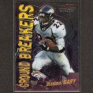 OLANDIS GARY 2000 Bowman Chrome Ground Breakers - Broncos & Georgia Bulldogs