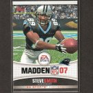 STEVE SMITH 2006 Topps Madden EA Sports - Panthers & Utah