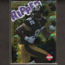 YANCEY THIGPEN 1996 Collector's Edge Ripped - Steelers & Winston-Salem State