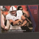 TOBY GERHART 2010 Press Pass BLUE Rookie - Vikings & Stanford Cardinal