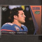 TIM TEBOW 2010 Press Pass BLUE Rookie - Broncos & Florida Gators