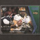 JOE WEBB 2010 Press Pass BLUE Rookie - Vikings & UAB Blazers