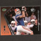 AARON HERNANDEZ 2010 Press Pass Trophy Club Rookie - Patriots & Florida Gators