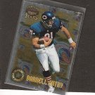 DARNELL AUTRY - 1997 Topps Stars Future Pro Bowlers Rookie - Bears & Northwestern