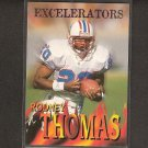 RODNEY THOMAS 1996 Skybox Impact Excelerators - Oilers & Texas A&M