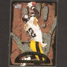 YANCEY THIGPEN 1996 Fleer Metal Goldfingers - Steelers & Winston-Salem State