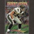 KEVIN HARDY 1997 Topps Chrome Underclassmen - Jaguars & Illinois Fighting Illini